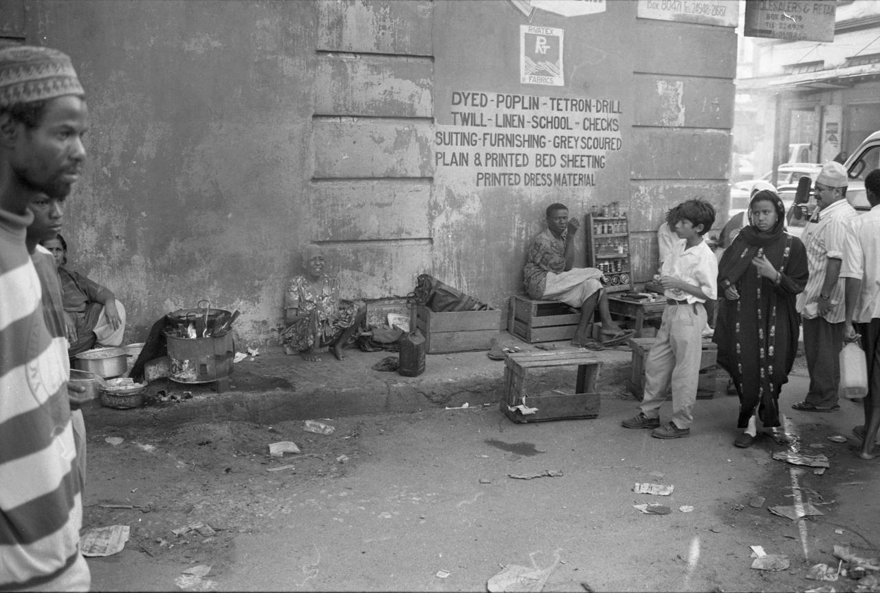 Mombasa, 1997